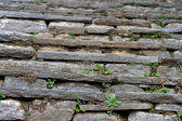 Stone steps. Can be used as background — Stock Photo