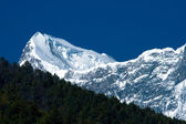 Tibetan mountains — Stock Photo