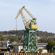 Harbour crane. — Stock Photo #1683234