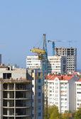 Building crane. — Stock Photo