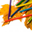 Royalty-Free Stock Photo: Color pencil.