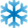 Snowflake — Stock Vector #1637872
