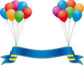 Celebration banner — Stock Vector
