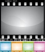 Vector photo frame — Stock Vector