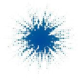 Abstract digital blob — Stock Vector