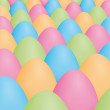 Royalty-Free Stock Vector Image: Eggs background