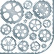 Gears — Vector de stock