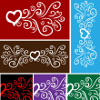 Valentine?s love background — Stock Photo #1895589