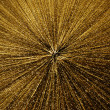 Golden explosion background. - Stock Photo