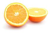 Cutted orange. — Stock Photo