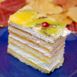 Layered sponge cake. — Stock Photo #2461535