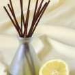 Lemon fragrance - Stockfoto