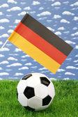German soccer — Stock Photo