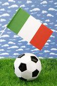 Italian soccer — Stock Photo