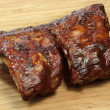 Stock Photo: Spare Ribs