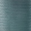 Stock Photo: Metal mesh grate gray