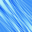 Royalty-Free Stock Photo: Stripes and lines on a blue background