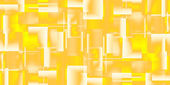 Gold background of glossy squares — Stock Photo
