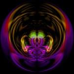 ������, ������: Abstract magical ball