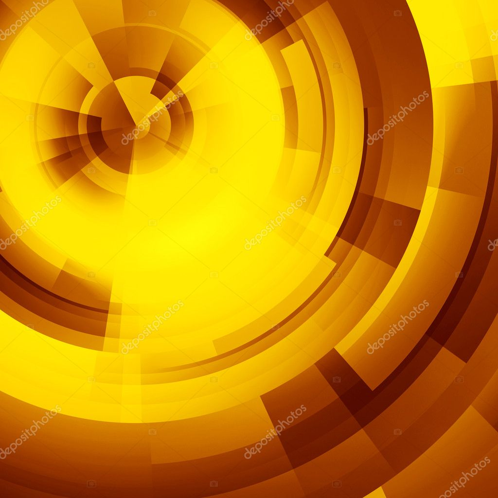 Abstract background yellow circles of rectangular  Stock Photo #1635084