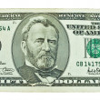 Fifty U.S. dollars — Stock Photo