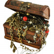 Treasure chest - Foto de Stock  