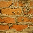 Old rough masonry — Stock Photo