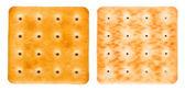 Biscoitos dourados — Fotografia Stock