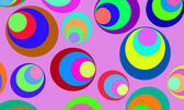 Colored circles — Stock Photo
