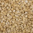 Closeup of oatmeal - Stock Photo