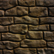 Texture of coarse masonry — Stock Photo