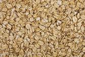 Closeup of oatmeal — Stock Photo