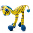 Zebra toy — Stockfoto
