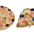 Pizza2 — Stockfoto