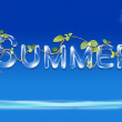 Summer time - Stockfoto