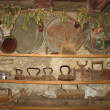 Stock Photo: Antiquity household goods