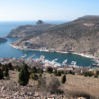 Stock Photo: Bay of Balaklava, Crimea, Ukraine