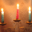 Stock Photo: Candlelights