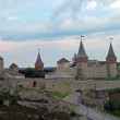 Stock Photo: Camenec-Podolskiy castle