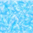 Royalty-Free Stock Vectorafbeeldingen: Blue ice abstract background