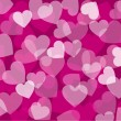 Royalty-Free Stock Vector Image: Heart valentine background