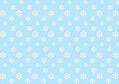 抽象的な背景がシームレスな冬 — ストックベクタ