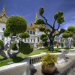 Bangkok Grand Palace — Stock Photo #2214235