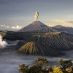 Bromo volcano — Stock Photo #2449397