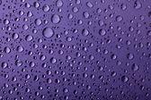水滴の背景 — ストック写真