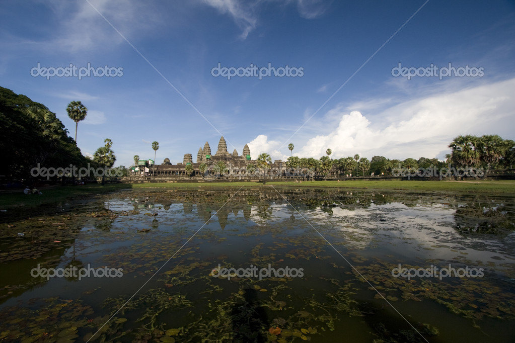 Angkor Wat — Stock Photo #2647128