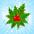 Royalty-Free Stock Vector Image: Christmas bouquet