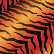 Royalty-Free Stock Vector Image: Tiger background