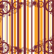 Background with strips — Vector de stock