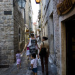The old town of Budva in Montenegro — Stock Photo #2213260